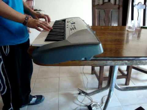 no eres para mi (damas gratis)-teclado cumbia