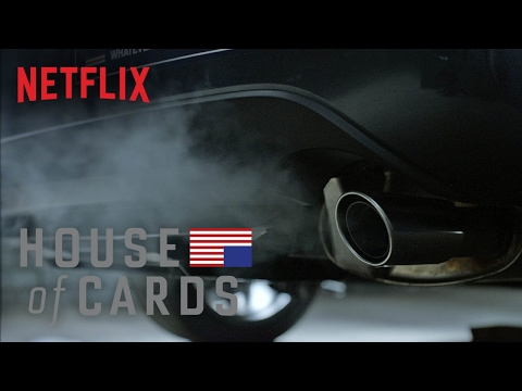 House Of Cards Exhaust Season 4 Netflix Hd