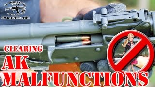Clearing AK Malfunctions (basics)