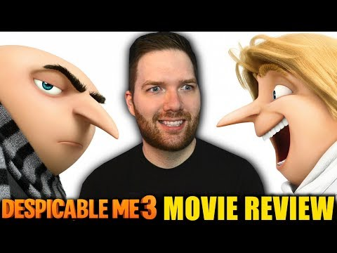 Despicable Me 3 - Movie Review