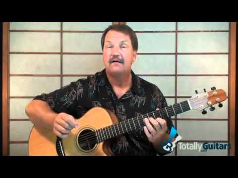 Bookends Guitar Lesson - Simon&Garfunkel