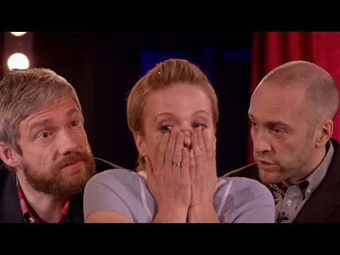 Derren Brown Mesmerises Martin Freeman and Amanda Abbington: Full Video | Stand Up To Cancer