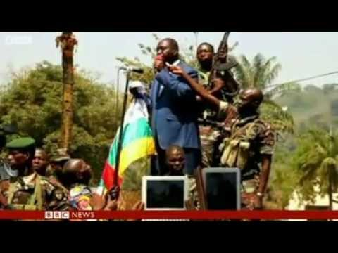 Central African Republic(CAR) Rebels