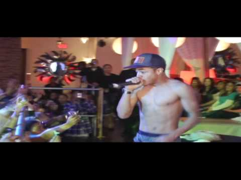 NEW BOYZ PERFORMING LIVE AT AZUKAR