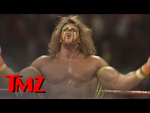The Ultimate Warrior Goes After Hulk Hogan
