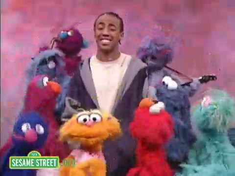 sesame street abc hip hop with