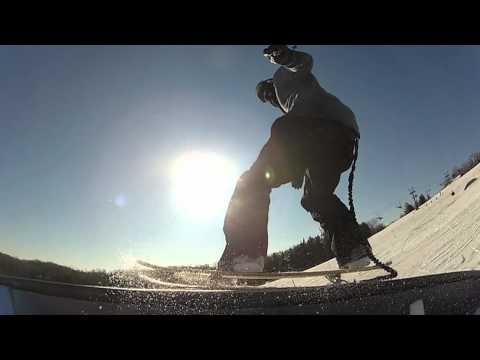 Loaded Bhangra Long snow skate