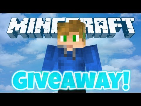 PREMIUM MINECRAFT ACCOUNT GIVEAWAY !!! | 3.5k Subscriber Special!