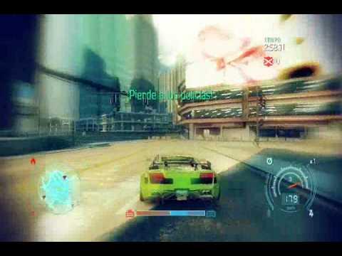 Mis Autos de Need for Speed Undercover