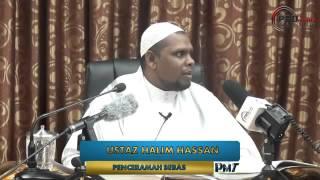 Ust Halim Hassan  Kisah Palsu Alqamah Menderhaka Ibunya