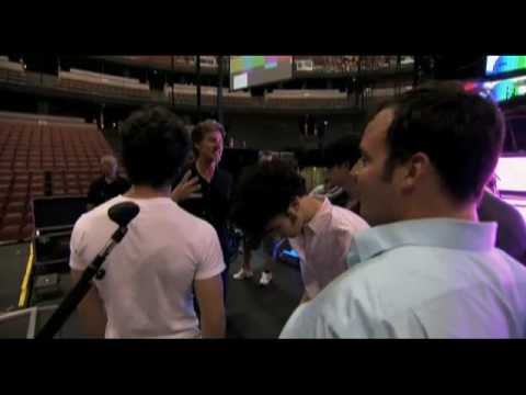 The Making of Jonas Brothers The 3D Concert Experience First Look [HQ] [HD]