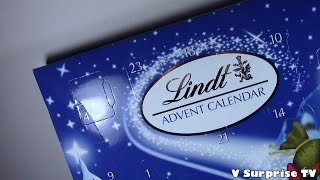 LINDT Advent Calendar 2016 - Milk Chocolate Surprise eggs - Father