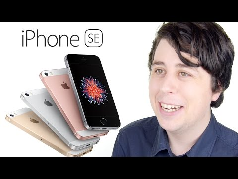 IPHONE SE PARODY - The iPhone S Eh!