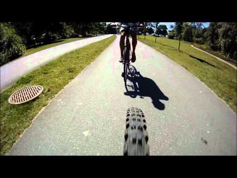 Gopro Bike Crash