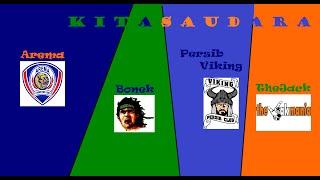 Aremania Bonek TheJackmania viking bersatulah Berilah yang terbaik buat bangsa dan negaramu
