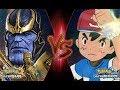 Download Lagu Pokemon Crossover Battle: Ash Vs Thanos (Marvel Infinity War)