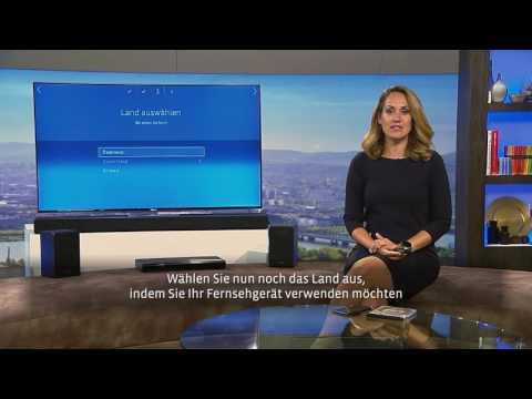 Samsung Smart TV – Einrichtung eines neuen Samsung Smart TVs [How-To-Video]