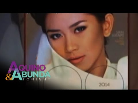 Sarah Geronimo Is 2014 Most Beautiful Star video