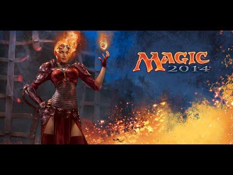 Первый Взгляд на Дуэли Магов в Magic the Gathering 2014