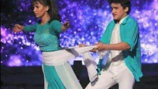 download lagu Faisal And Vaishnavi Dance Champion 2017 Chori Chori Chupke gratis