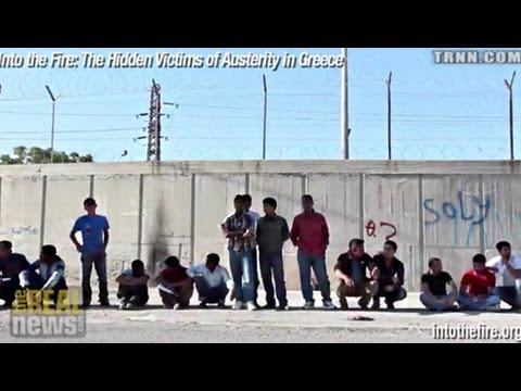 New Documentary Exposes the Mistreatment of Asylum Seekers and Refugees in Greece