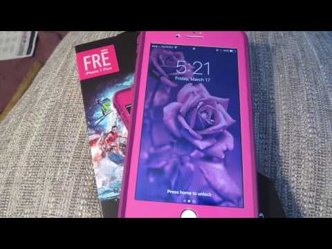 iPhone 7 Plus Lifeproof Unboxing (PINK)
