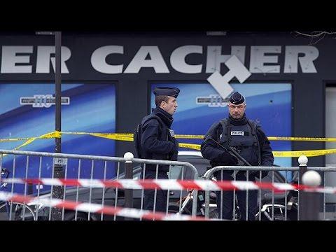 Charlie Hebdo: França acorda em estado de choque