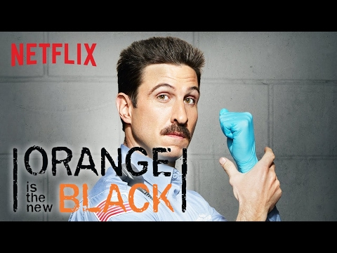 Mustache Guard Orange is The New Black Orange is The New Black Meet