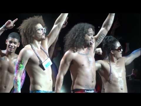 LMFAO Sexy And I Know It Live Montreal 2011 HD 1080P