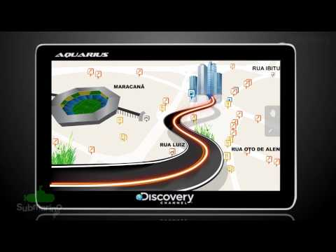 Gps Aquarius - Discovery Channel - Tela 5.0