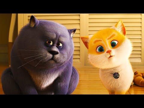 Большой кошачий побег — Русский трейлер (2018)