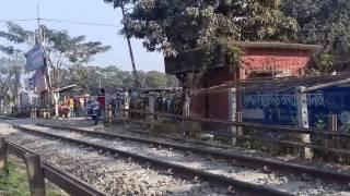 BANGLADESHI INTERCITY TRAIN of BANGLADESH RAILWAY - বাংলাদেশী আন্তনগর ট্রেন