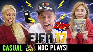 NOC Plays SHOCK FIFA 17! 🎮(Giveaway)
