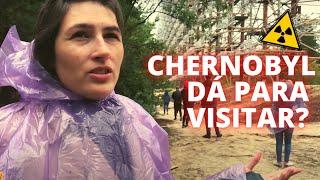 Nossa visita a Chernobyl na Ucrânia (parte 1)  Viajo logo Existo