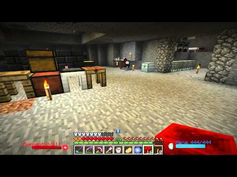 Mindcrack FTB Season 3 Episode 4 Pick of Justice