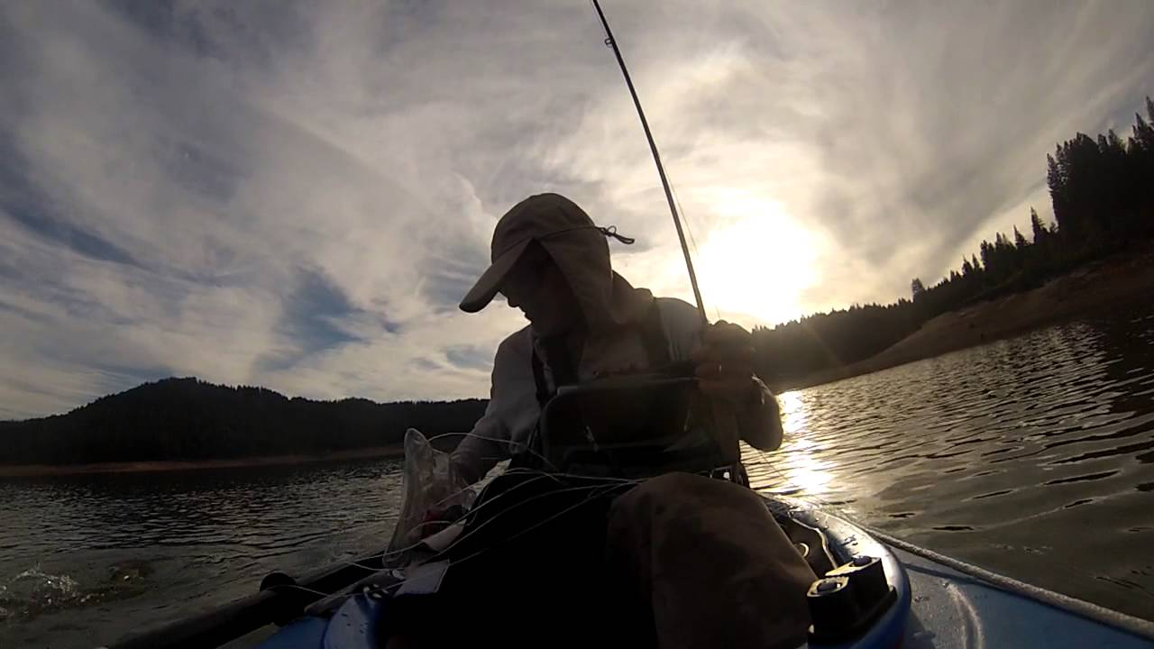 Bass fishing upper scotts flat youtube for Scotts flat lake fishing
