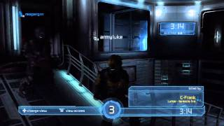 Dead Space 2 multiplayer - Engineer - gameplay [PS3]