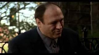 The Sopranos - Tony Meets Bobby Bacala Sr