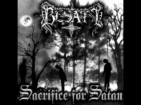 Besatt - The Circle Of Disdain