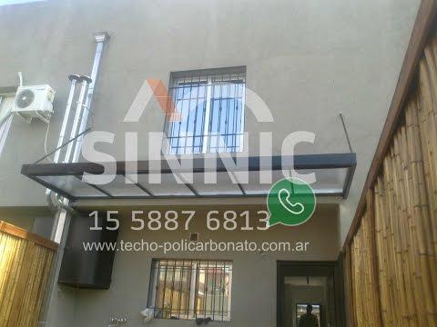 Aleros para puertas uruguay