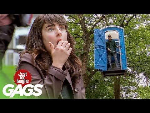 Don't Sit There! - Best Of Just For Laughs Gags
