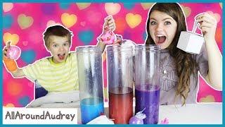 Valentines Surprise Bath Bomb Challenge / AllAroundAudrey