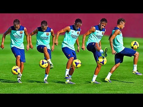 Learn Neymar Soccer Skills 2014: Amazing Football Trick Tutorial