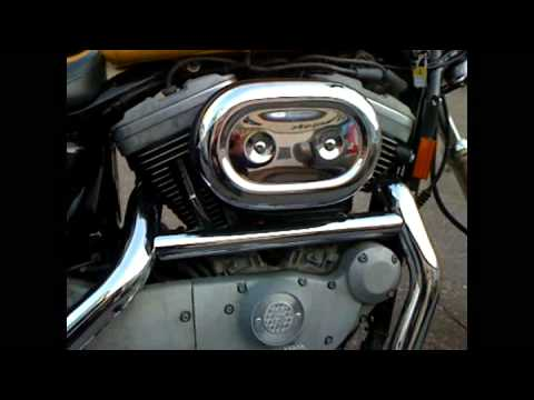 1999 Harley-Davidson Sportster 1200S before rebuilding by Carky
