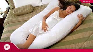 وضعيات النوم للمراة الحامل