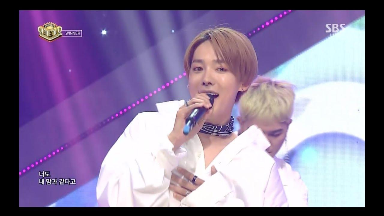 WINNER - 'LOVE ME LOVE ME' 0820 SBS Inkigayo