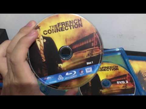 介紹影碟1 香港版Blu ray 《密探霹靂火 1-2》