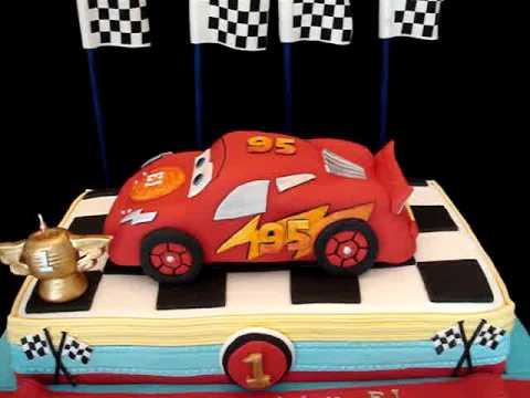 Cake Cars Fondant
