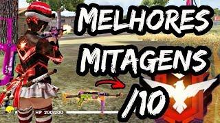 MELHORES MITAGENS NO FREE FIRE 2019 [HIGHLIGHT] #10 (GARU FREEFIRE) - BEST SMG's MP40, AWM, M79