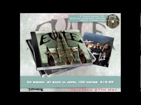 Evile - 'Skull' Album Teaser
